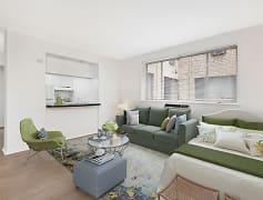 Living Room, 537 W Melrose, 0