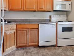 Kitchen, Mapleton Square Apartment Homes, 0