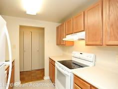 Kitchen, Mallard Courts Apartments, 0