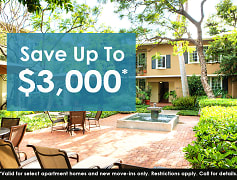Save up to $3,000* on select apartment homes