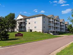 Community Signage, Platinum Valley Apartments, 0