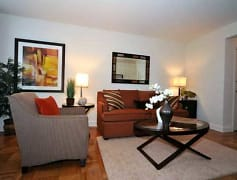 Living Room, Banneker Place, 0
