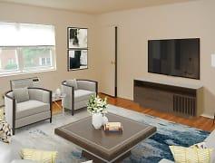 Living Room, Village Green Apartment Homes, 0