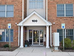Building, Silver Mill Apartments, 0