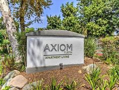 Axiom Tustin Apartments monument sign