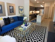 Living Room, Tower Bay Lofts Apartments, 0