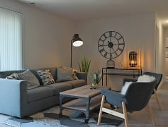 Living Room, Millcroft Apartments & Townhomes, 0