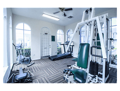 Fitness Weight Room, Crossview Court, 0