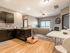 You'll love our open floor plans and contemporary apartment styles.