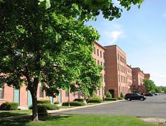 Building, Parker Place Apartments, 0