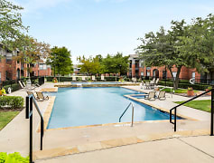 Pool, Kensington Park Apartments, 0