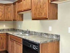 Kitchen, Mirada Manor Apartments, 0