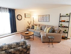 Living Room, North Village, 0