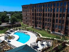 Pool, Loray Mill Lofts Apartments, 0