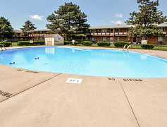 Pool, Green Meadows Apartments, 0