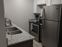 Kitchen, Grandview Apartment Homes, 0