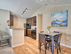 Kitchen, The Village at Cobblestone Court, 0