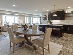 Dining Room, Celtic Crossing Apartments 55+, 0