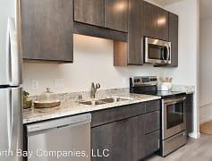 Kitchen, Henley Apartments, 0