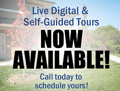 Live and Digital Self-Guided Tours