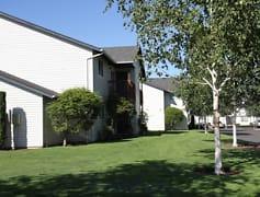 Building, Oak Park Village Apartments, 0