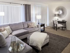 Living Room, Seasons Park Apartments, 0