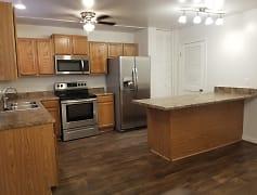 Townhouse updated kitchen