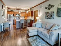 Living Room, Conifer Ridge Apartments, 0