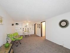 Living Room, Heatherwood Apartments, 0