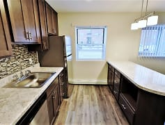 Kitchen, YG Flats, 0