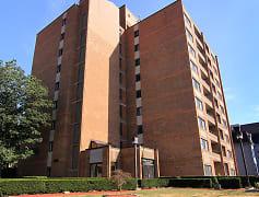 Building, Highland Plaza Apartments, 0