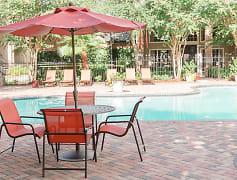 The Trestles Swimming Pool, Stafford, Texas