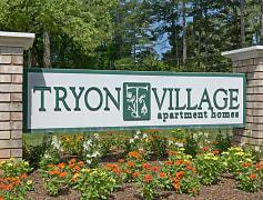 Community Signage, Tryon Village, 0
