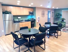 Clubhouse, Sand Creek Apartments, 0