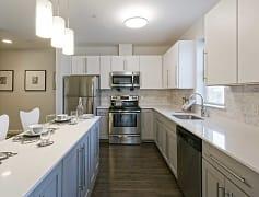 Kitchen, The Elm at Island Creek Village, 0