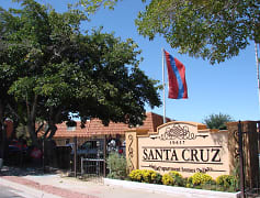 Community Signage, Santa Cruz Apartment Homes, 0