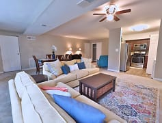 Living Room, The Reserve at Greenspring, 0