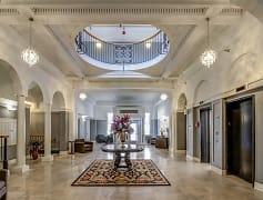 Foyer, Entryway, Kensington Tower, 0