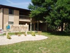 Community Signage, Prairie Village Apartments, 0