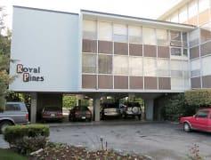 Building, Royal Pines Apartments, 0