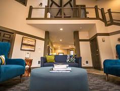 Living Room, Arnada Pointe, 0