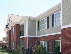 Building, Overbrook Apartments, 0