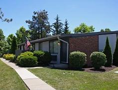 Building, Pine Ridge, 0