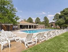 Pool, Pine Creek Apartments, 0