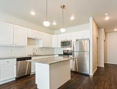 Kitchen, The Grove Apartments, 0