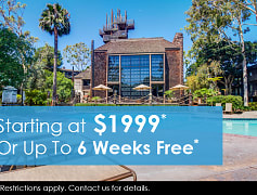 Starting at $1,999* or up to 6 weeks free*