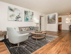 Hardwood Floor at Yardz on Kolb Apartments in East Tucson, AZ