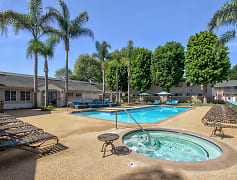 Pool, The Breakwater Apartments, 0