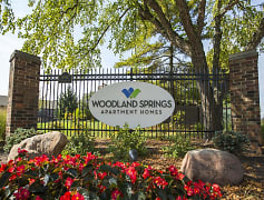 Community Signage, Woodland Springs Manor, 0