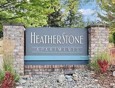 Tacoma Apartments - Heatherstone Apartments - Sign